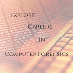 Careers for Graduates in Computer Forensics