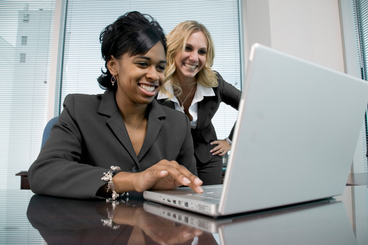 Young Business Women